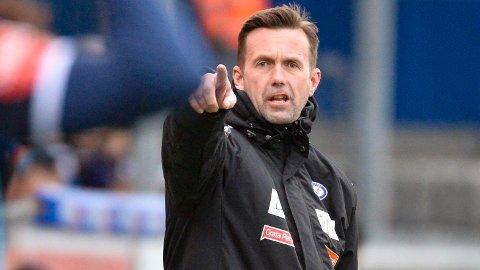 VIF-SJEF: Ronny Deila har gått løs på en ny sesong som Vålerenga-trener.