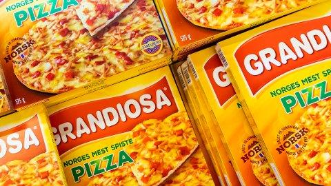 SPRIKER MEST: Prisen på nordmenns favoritt-frossenpizza gjør størst forskjell i denne ukas pristest. Foto: Tore Meek / NTB scanpix