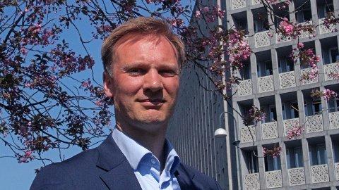 FORSVAR: Bård Thorheim mener Norge må prioritere Forsvaret foran velferdsordninger.
