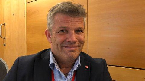 Aps nestleder Bjørnar Skjæran har liten tillit til Rødts industripolitikk.