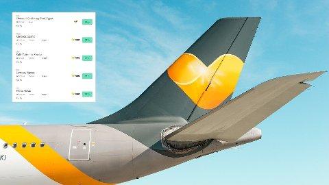 PRISKRIG: Nå er det billigere å fly tur-retur til Syden enn det er å ta flytoget til Gardermoen, viser et enkelt søk på Finn.