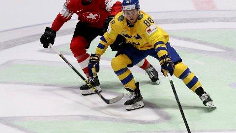 William Nylander har sett strålende ut for Sverige i ishockey-VM og han har notert seg for 13 målpoeng.