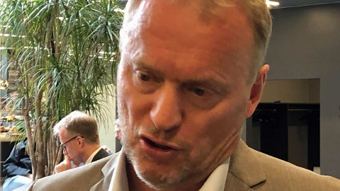 LETTERE: Byrådsleder Raymond Johansen (Ap) vil gjøre det lettere for folk å komme inn på boligmarkedet i Oslo.