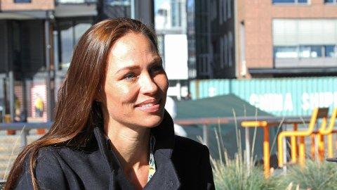 Forbrukerøkonom i Danske Bank,Cecilie Tvetenstrand.
