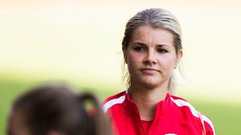 KLUBBYTTE: Andrine Hegerberg forlater Paris Saint-Germain.