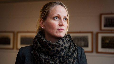 Ordfører i Klepp kommune Ane Mari Braut Nese tar mandag et oppgjør med bompengemotstanderne. Foto: Kent Skibstad / NTB scanpix