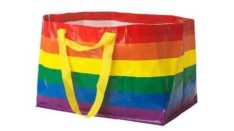 NYERVERVELSE: Dette er IKEAs nyeste bag.