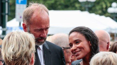 GIFTEMÅL: Førstkommende lørdag gifter Haddy Njie og Trond Giske seg i Nidarosdomen i Trondheim.