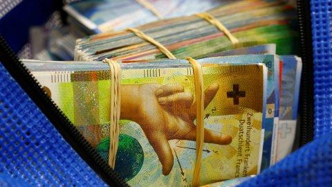 ØKT LÅN: Lånet til ekteparet økte med 951.000 kroner på sju år.