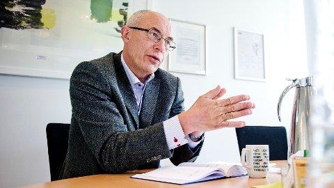Harald Gjein har gått av som administrerende direktør i Mattilsynet. Foto: Jon Olav Nesvold / NTB scanpix