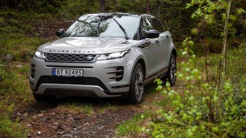 Range Rover Evoque har kommet i ny generasjon. Den er både herlig og totalt unødvendig.