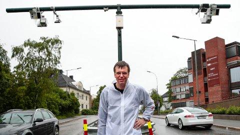 FNB: Førstekandidat i Oslo, Bjørn Revil i Folkeaksjonen Nei til mer bompenger. Partiet har et program som dekker langt mer enn hvordan Oslo-borgerne skal forflytte seg.