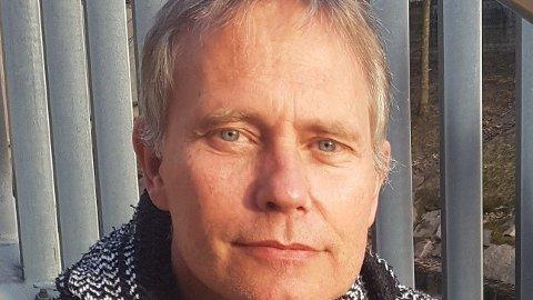 Arild Knutsen, leder av Foreningen for human narkotikapolitikk (FHN).