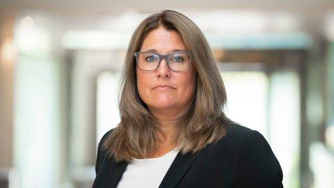 SLÅR ALARM: Administrerende direktør Siv Hjellegjerde Martinsen i Lindorff.