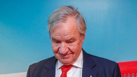 PÅ VEI UT: Bjørn Kjos (73) har ledet Norwegian siden 2001. I fjor sa han til Nettavisen at han håpet selskapet fikk en ny sjef innen tre år.
