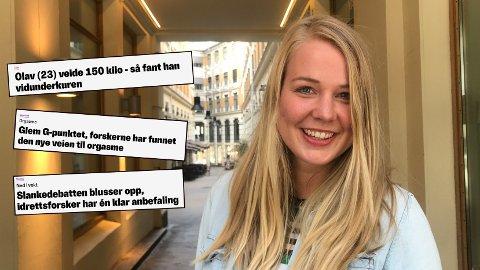 SNARVEIER: - Det som virker for godt til å være sant, er som regel det, sier Kjersti Westeng