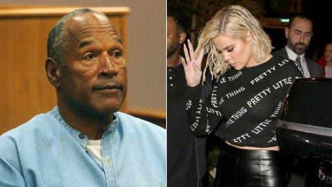 FARSKAPSRYKTER: I flere år er det blitt hevdet at O.J. Simpson skal være Khloé Kardashians biologiske far. Nå snakker han ut for første gang.