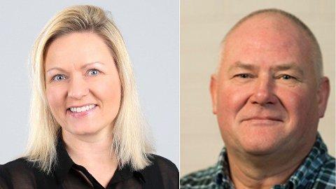 Pressekontakt og styreleder Berit Hustad Nilsen i Brunstad Christian Church reagerer på at Fellesforbundets Rolf-Geir Hillestad oppfordrer til boikott av selskaper tilknyttet menigheten.