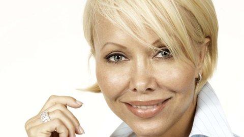 SOLIDE TALL: Linda Johansen har fått sving på både livet og virksomheten de seneste årene.
