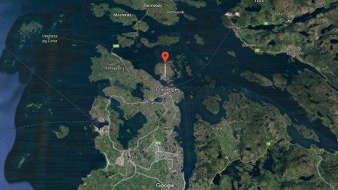 Politiet rykket fredag ettermiddag ut til en voldshendelse på Buøy utenfor Stavanger.