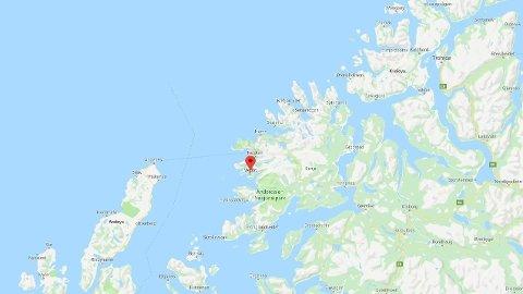 En person er funnet omkommet i Kaldfarnes på Senja. Trolig har vedkommende vært involvert i en ATV-ulykke.
