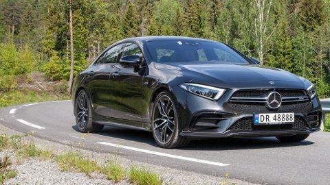 Mercedes lager så mange varianter av nisjebilen at vi trodde CLS 53 AMG var irrelevant. Der tok vil helt feil.