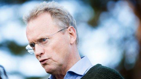 TILBAKEBETALING: Byrådsleder Raymond Johansen varsler at Oslo kommune vil tilbakebetale 250 millioner kroner til skattebetalerne.