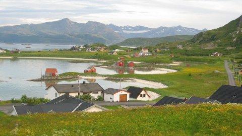STOPPE TIDEN: Det lille øysamfunnet Sommarøy har fått mye oppmerksomhet etter stuntet fra Innovasjon Norge.