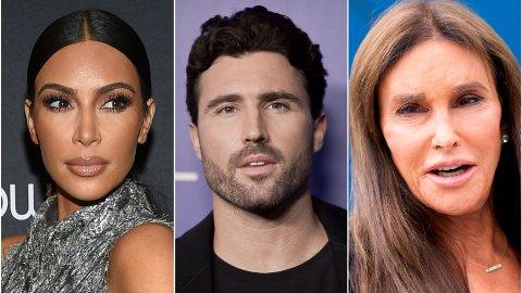 HARDT UT MOT FAMILIEN: Brody Jenner holder ingenting tilbake i omtalen av familien sin.