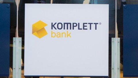 SMEKK: Komplett Bank får smekk av Finanstilsynet for dårlige rutiner for å avdekke hvitvasking.