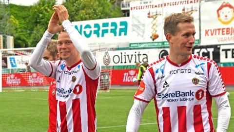 Tromsø skal revansjere forrige ukes tap mot Lillestrøm.