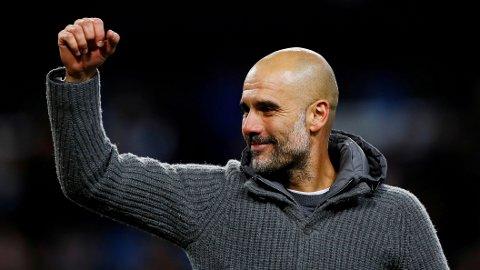 FÅR NORDMANN: Oscar Bobb har signert for Pep Guardiolas Manchester City.