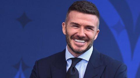 SATSER PÅ TV: David Beckham skal satse på TV fremover.