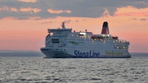 TAR IKKE KONTANTER: Stena Line dropper kontanter som betalingsmiddel om bord på sine skip.
