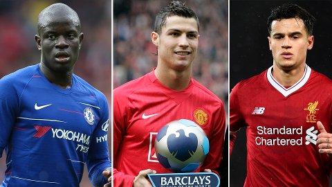 SUKSESSER: Dette er tre av spillerne vi mener har gjort seg fortjent til en plass på oversikten over de beste overgangene i Premier League.