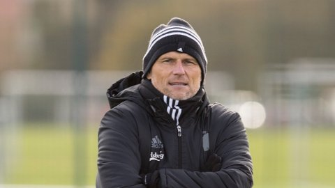 FCK-toget ruller videre: Ståle Solbakkens FC København er favoritter foran hjemmekampen mot AGF.