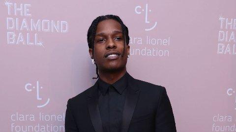 VIL HJELPE: Trump griper nå inn for å hjelpe rapperen A$AP Rocky som sitter fengslet i Sverige.