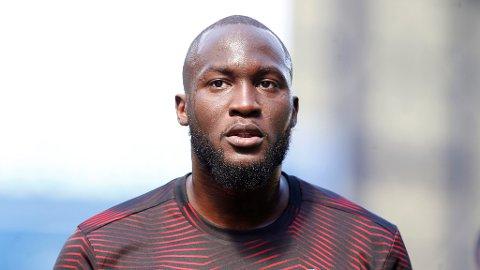 NYE BUD: Inter gjør det de kan for å skaffe seg Romelu Lukaku. Ikke i nærheten sier Manchester United.