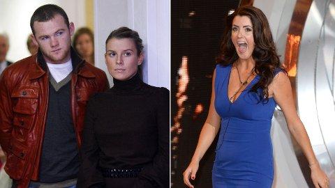 BER OM UNNSKYLDNING: Ni år etter den store trekantskandalen ber den tidligere eskortepiken, Helen Wood, om unnskylding til kona til Wayne Rooney, Coleen Rooney.
