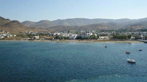 VOLD PÅ RUSSETUR: En nordmann på russetur på den greske ferieøya Ios er nå siktet for drapsforsøk.