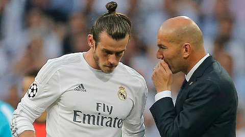 ISFRONT: Gareth Bale og Zinedine Zidane er ikke verdens beste venner for øyeblikket.