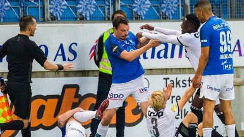 TØFFE TAK: Både Molde og Rosenborg må ta tøffe tak om de skal ta seg videre i kvalifiseringen til henholdsvis Europa League og Champions League.