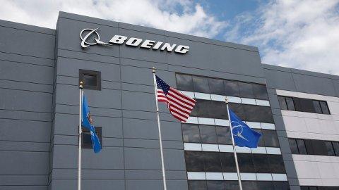 TAP: Den amerikanske flyprodusenten Boeing tapte 25 milliarder kroner i årets andre kvartal.