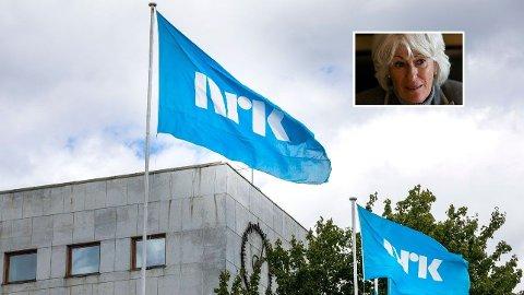 PFU-KLAGE: Forfatter Mona Levin har klaget NRK inn til Pressens Faglige Utavalg (PFU).