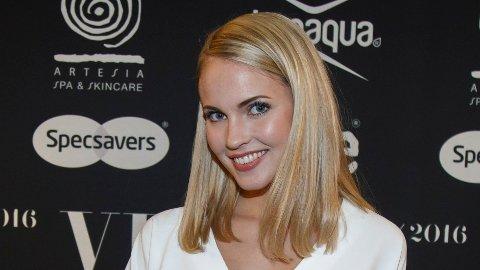 FORLOVET: Emilie Nereng har forlovet seg.