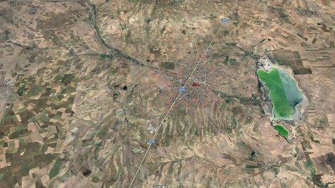 Ulykken skjedde torsdag ettermiddag på riksvei D-715 ved Kulu, som er i den tyrkiske provinsen Konya.