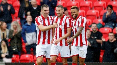 Stoke og Nick Powell skal bli spennende å følge i årets Championship.