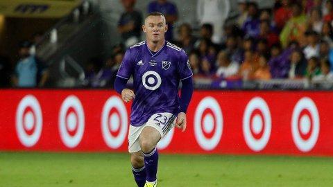 TILBAKE? BBC skriver at Derby er interessert i å hente Wayne Rooney som spillende trener.