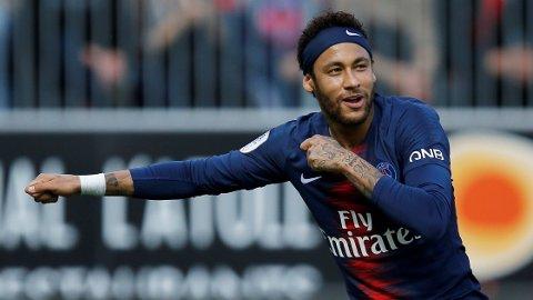 VIL BORT: Neymar vil vekk fra PSG. Nå skal Real Madrid og Barcelona stå klare til å signere brasilianeren.