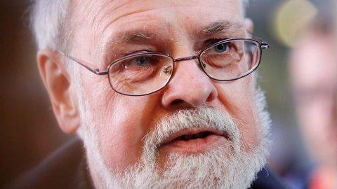 DØD: Den tidligere stortingsrepresentanten Jan Simonsen er død. Han ble 66 år gammel.